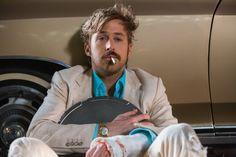 The Nice Guys (Shane Black, - Ryan Gosling Go To Movies, New Movies, Movies Online, Movies And Tv Shows, Ryan Gosling, Shane Black, Ryan Thomas, Style Masculin, Lord