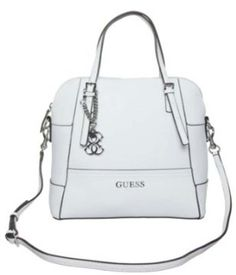 Car Guess Handbags Ah this is the bag I wanted in white :o
