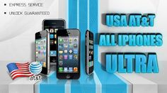 Permanent official factory unlock USA AT&T, iPhone 2G, iPhone 3G, iPhone 3GS, iPhone 4, iPhone 4S, iPhone 5 without jailbreaking by whitelisting your IMEI in the Apple iTunes database. Unlock Guaranteed.