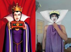 These guys are real masters ofcosplay