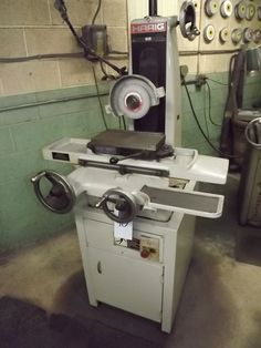 """PA - CNC & Tool Room Equipment - August 28th - Bidding Open August 16th - 28th Auction starts to close at 1 PM eastern on the final day of bidding  HARIG SURFACE GRINDER, MODEL No. 612, S/N 17959, 6"""" X 12"""" TABLE, 220 VOLT, 3 PHASE (LIKE NEW CONDITION).  Available at Online Auction at http://www.acceleratedbuysell.net/cgi-bin/mnlist.cgi?perillo50/category/ALL"""