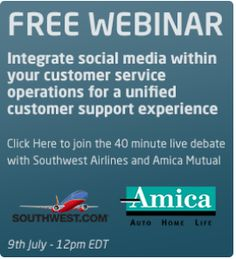 Best Practice Webinar: Integrate social media with your customer service operations @Usefulsocial