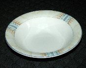 Noritake Marble Canyon Rimmed Cereal Bowls