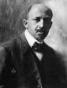 B Du Bois was a sociologist, historian and a civil rights activist. He was born on February 1868 and died August Civil Rights Leaders, Civil Rights Activists, Harlem Renaissance, Renaissance Wedding, Black History Facts, Black History Month, Black History People, Illustration Paris, Web Dubois