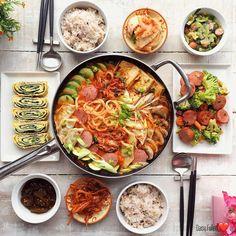 K Food, Food Menu, Food Porn, Bento, Food Platters, Food Goals, Aesthetic Food, Healthy Meal Prep, Perfect Food