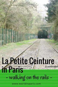 Petite Ceinture Paris