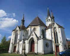 Kostel sv. Fabiána a Šebastiána - Zákupy u České Lípy - Česko