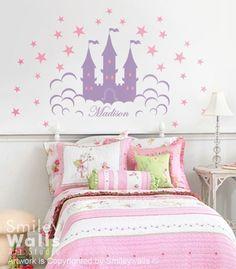 LOVE! Def doing this for Kerrigan's new bedroom #BooksToBed #StoryRooms #CharacterDesign #FantacyBedroom