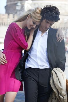 Louis Garrel Enjoys a Roman Holiday for Vogue image