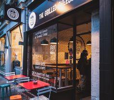 The Grilled Cheese Factory Ouvert tous les jours de 11h à 22h 9 rue Jacques Coeur 75004 Paris Métro : Bastille