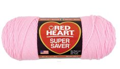 Petal Pink Super Saver Economy Yarn | Red Heart - Shutterfly Blanket