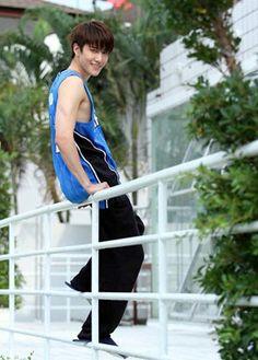 Great new drama now available on Viki Asian Celebrities, Asian Actors, Celebs, Full House Thai, Mike D Angelo, Asian Hotties, Thai Drama, Cute Korean, Dream Guy