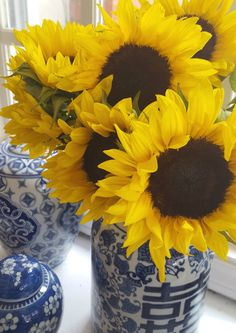 """Nothing says """"September"""" more than a bunch of fresh sunflowers."""