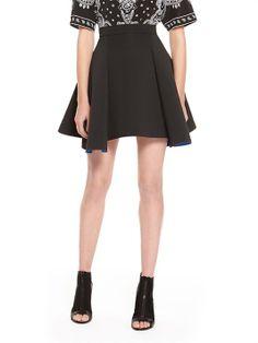 Runway - Skirt With Stepped Hem - DKNY $295.00