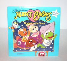 1985 Muppet Babies Rocket to the Stars by AntiqueAlchemyShop