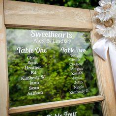 Custom Wedding Decals Wedding Signs Wedding by decaliciouscom
