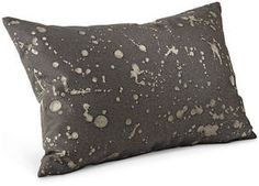 ShopStyle.com: Dewdrop Charcoal Pillow Sold Out