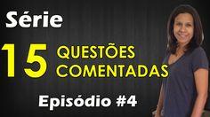 [Episódio #4]Série Questões Comentadas do Português em Foco