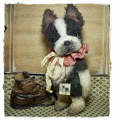 Old Style Hunde - SimaBears by Simone Marthaler