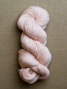 Purl Soho's Line Weight conjures beauty and grace. A single ply filament of 100% sumptuously soft merino wool, Line Weight is as simple as breath.