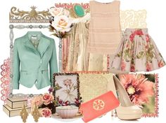 """""""spring baby"""" by a-girl-like-me on Polyvore"""