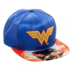 6bb5ddc500b This snapback is a crown fit for an Amazonian warrior. The blue satin hat  features