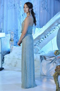 BTS Photos From the #PLLChristmAs Special.