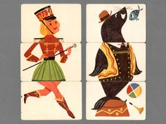 Present - Mixies Cards