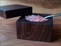 Salt Cellar by AnnArborMade on Etsy