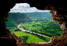 Cueva Ventana, (Window Cave) Arecibo - Puerto Rico