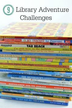 A fun summer reading idea to discover new books at the library.  Includes a free printable to track your reading progress!
