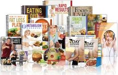 Amazon.com: Food Lovers Fat Loss System, 21 Day Metabolism Makeover, Guide CDs, Weight Loss Cookbook, Eating Out Guide, Workout DVDs & More: Health & Personal Care
