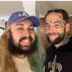do they have the same nose? THEY LOOK ALIKE. y'all fr annoying acting like I don't know they're related. LMFAO y'all send me a pic of… Uicideboy Wallpaper, Depressed Aesthetic, Underground Rappers, Hip Hop Art, Bae, My Vibe, Aesthetic Photo, Look Alike, Black Heart