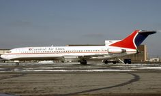 Boeing 727-227-Adv - Carnival Air Lines