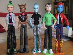 All Monster High Dolls Boys   The boys. - Monster High Dolls .com