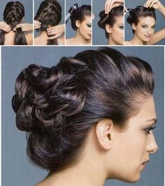 Gonna have to try this sometime Cabello Suelto b1dd713bd55b