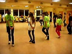 pick a bale line dance - YouTube