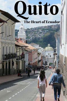 Quito Ecuador Things To Do