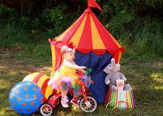 hahaha Circus first birthdays :)