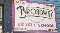 CAMBRIDGE, Mass. __ Opened in 1972, the Broadway Bicycle School has been serving the great Boston area for 40 years. Here is a look inside this homespun-style cycle…