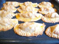 Mini Apple or Peach Pies w Fathead Pastry... LCHF... Pie crust dough: Ingredients for pastry dough... 6 oz grated Mozzarella about 1 ¾ cups...  2 cups almond flour...  ⅔ cup coconut flour (MUST be Bob's Red Mill)... 6 Tbs sugar equiv. of Swerve or Liquid sweetener...   ¼ cup butter... 1½ tsp vanilla extract...  2 Tbs coconut flour for dusting/kneading.