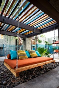 Backyard ideas, create your unique awesome backyard landscaping diy inexpensive on a budget patio - Small backyard ideas for small yards ideas patio Backyard Ideas For Small Yards, Backyard Patio Designs, Small Backyard Landscaping, Diy Patio, Landscaping Ideas, Patio Ideas, Small Patio, Pergola Patio, Patio Swing