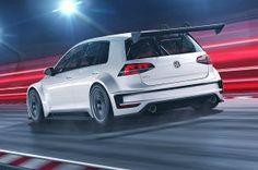 VW Golf GTI TCR (2016)