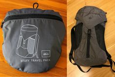 The One Little Thing: REI Stuff Travel Pack Review - Her Packing List