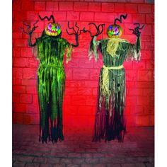 Hanging Pumpkin Character Halloween Prop Decoration