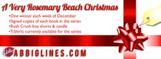 Since this is the last full week of December, it is also the last week of the Very Rosemary Beach Christmas contest.