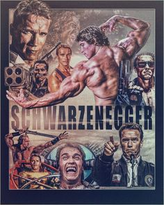 Arnold Schwarzenegger Predator, Bon Film, Tv Show Games, Classic Sci Fi, Nerd, Movie Poster Art, About Time Movie, Hollywood Stars, Movies And Tv Shows