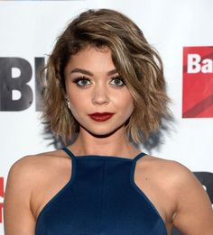Sarah Hyland At The Public Theater Public Theater e6ad5190724