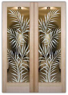 Interior glass doors door glass inserts frosted bamboo stalks interior glass doors etched glass front door designer planetlyrics Images
