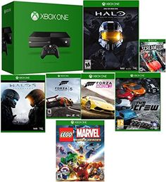 This Certified Refurbished product Matte Black Edition Xbox One is factory refurbished by Microsoft, shows limited or no wear, and includes original accessories Including Xbox One Wireless Controller, AC power adapter, 2 AA batteries and HDMI cable plus a 90 Day Microsoft Warranty The best exclusive games, the most advanced multiplayer, and unique entertainment experiences Note: Kinect sensor and chat headset not included.